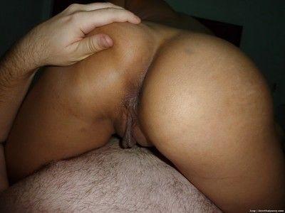 Tiny Asian hooker Joop having meaty labia lips spread and fingered