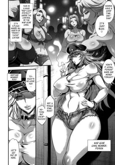 Futanari manga comics