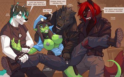 [Wolfy-Nail] Cop\