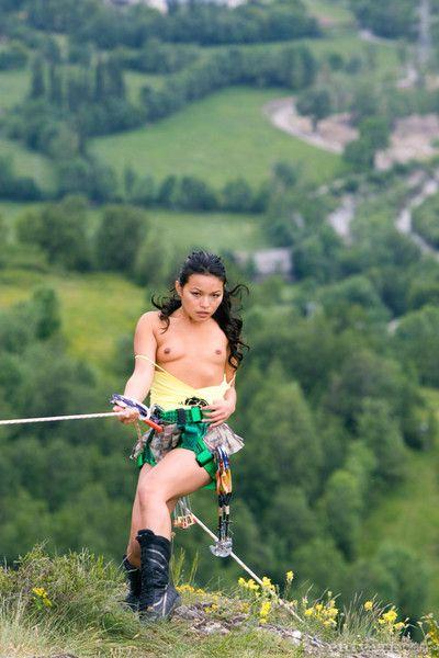 Adventure sports and sex with slutty asian pornstar lady mai