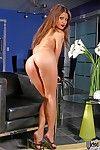 The shameless Asian girl Charmane Star adores demonstrating the hot nude body