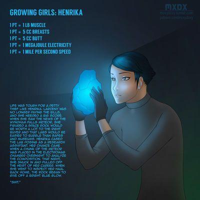 croissance les filles :Par: moxydoxy PARTIE 2