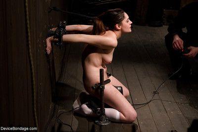 rein rechtliche cutie Lori Fabelhafte Mit Jugendliche Brustwarzen Schmerzhaft gefoltert
