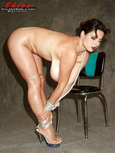 Bbw naked