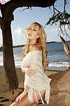 Fleshly Brett Rossi keen to to feel her undressed forms although outdoor solo scene