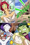 Teen Titans - Mind Domineer Thug Dude sub or Mating season