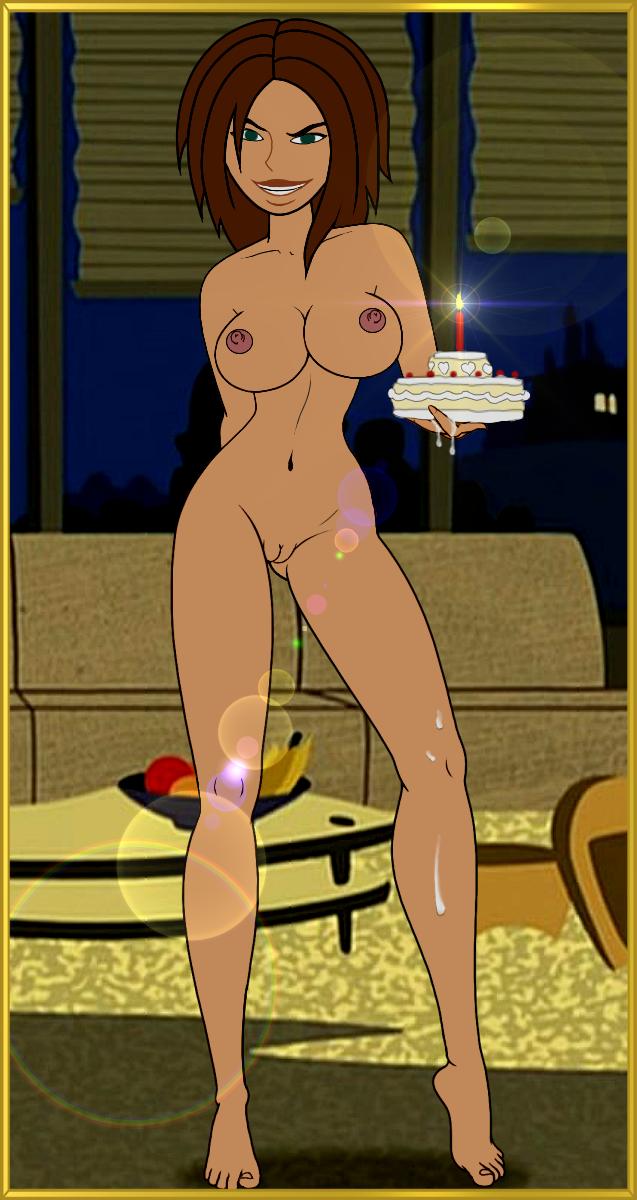 Aus nackt possible bonni kim Lesbian Kim
