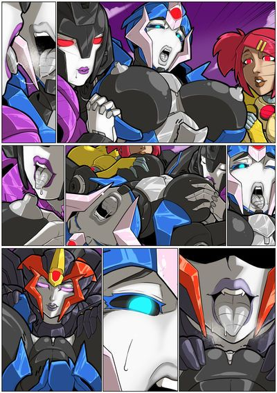 [MAD-Project] Arcee Comic (The Null Zone) (Ongoing)