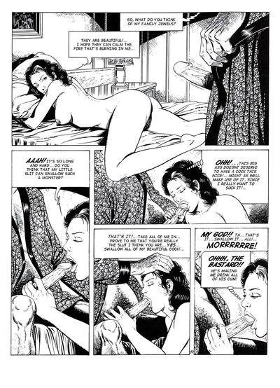 büyük göğüslü Esmer gal içinde siyah ve beyaz çizgi roman resimler
