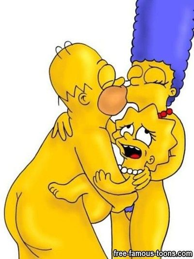marge Simpson Hardcore seks