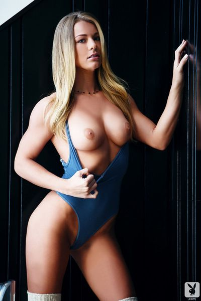 Insolent blonde feels needy to have fun solo and tease with her nude forms