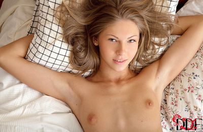Decadent youthful Krystal Boyd amazes with her sexual muff being subterranean finger fucked