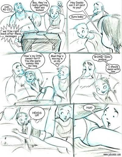 уроки фермы комикс