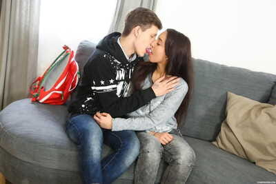 Simply legal infant Amanda Estela gives up her virginity to her boyfriend