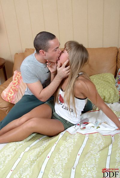 Young Amelia loves feeling massive pride banging her ass in great anal scene