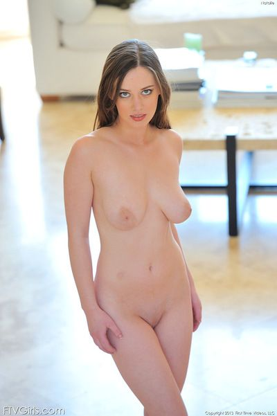 Beauty loves to play unmerciful and pose her beautiful constricted holes