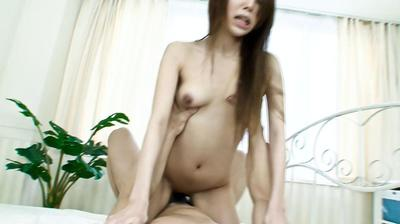Hardcore Eastern angel Rino Asuka gives advisable dick sucking submission and attains utterly ravaged