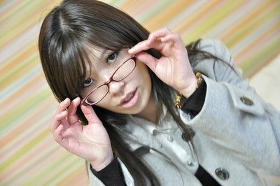 Charming brown hair oriental milf Tomoyo undressing her spectacular cage of love