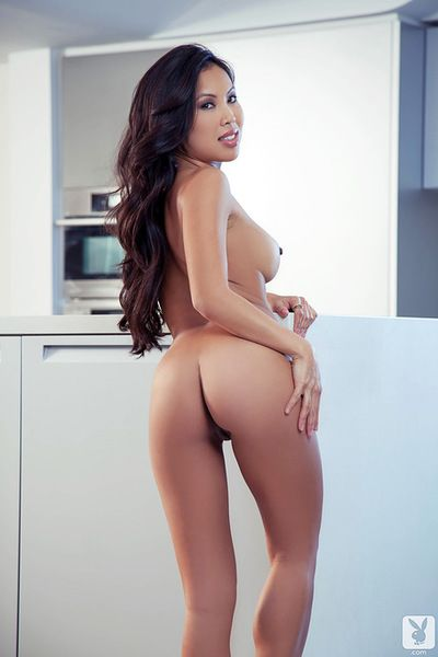 Brunette hair oriental with magical from enjoys playing dirty in hawt solo
