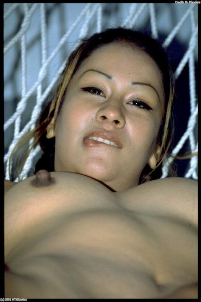 Japanese number 1 timer Valerie undressing to stroke in braided pigtails