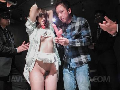 Attached up Eastern chicito Kanako Iioka enjoys in getting teased and stimulated