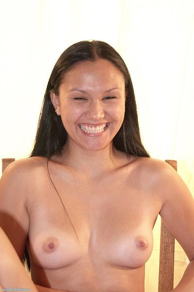 Japanese principal timer Mariah freeing smallish scoops for satin boob coverer despite the fact disrobing