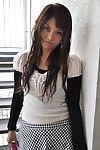 Yoshie Kiyokawa is one stunning Asia bitch that expands her legs wide