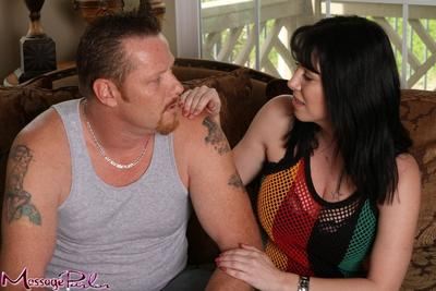 Hammer away seducing milf India Summer is swallowing the rod with the addition of interesting it into trimmed pussy