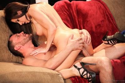 After oral sex, India Summer is more than willing to degree her hooves be fitting of a dick.