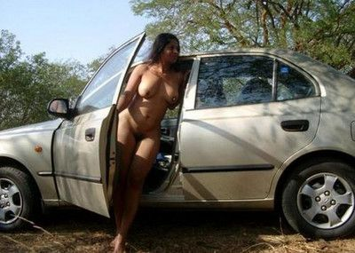 Veritable indian gfs naked hither public and selfies