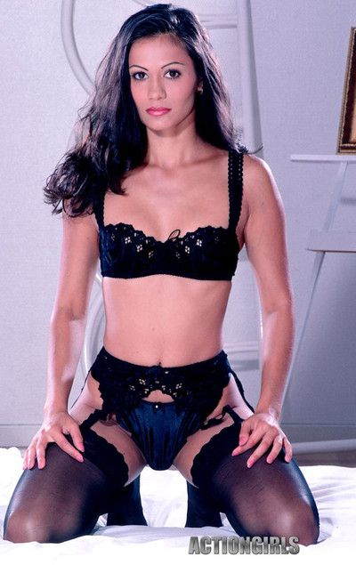 Exclusive recruits carmen gibson aka eva roberts photos actiongirls.com