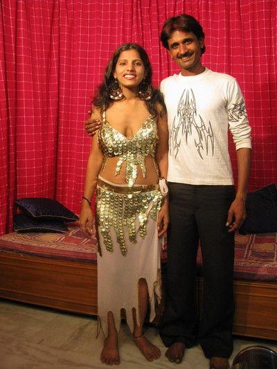 Indian babe gets banged
