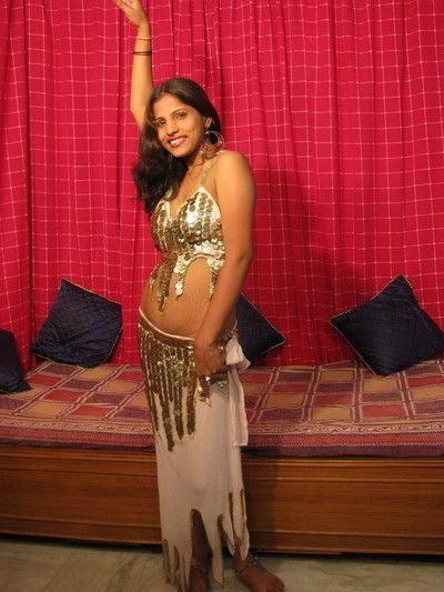 Hot indian comprehensive posing