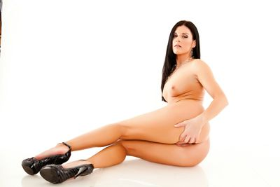 Eradicate affect incredible peachy pussy for lewd India Summer is pounded all over various poses