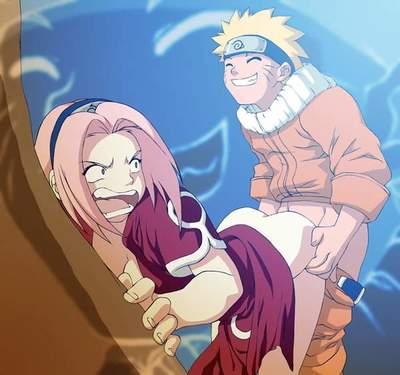 Naruto fucks sakura yon hentai ass