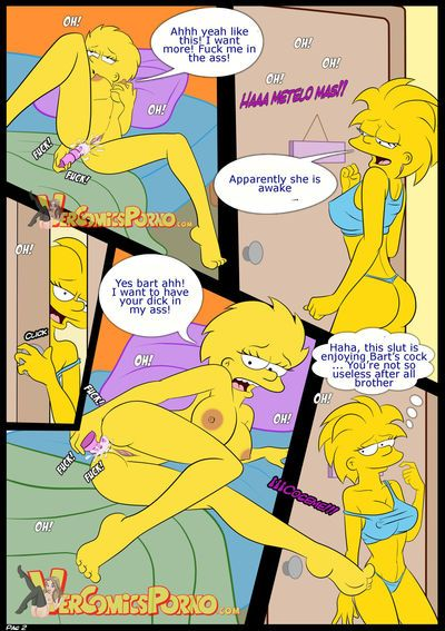 [CROC] Los Simpsons: Viejas Costumbres 2: Dispirit Seduccion (The Simpsons) [English] [julle]