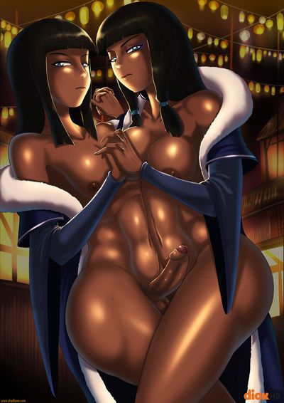 Desna & Eska (The Legend of Korra)
