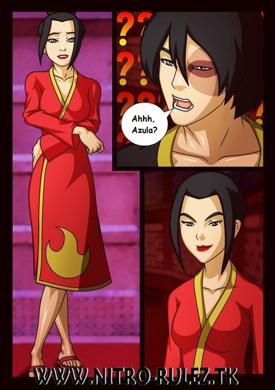 Simply A Loser ... (Avatar Make an issue of Last Airbender) [English] {Woraug}